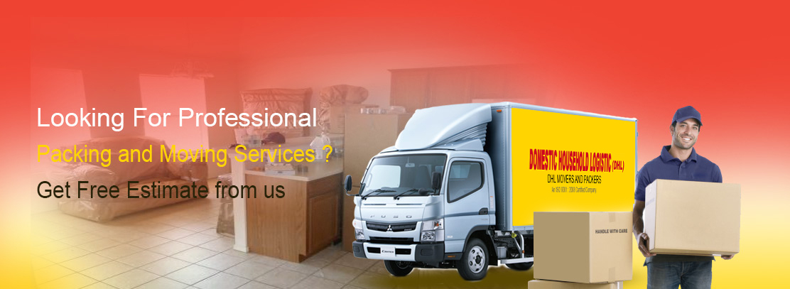 DHL Movers abd Packers